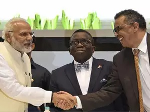 WHO lauds National Health Protection Scheme, Ayushman Bharat  (ET Healthcare)